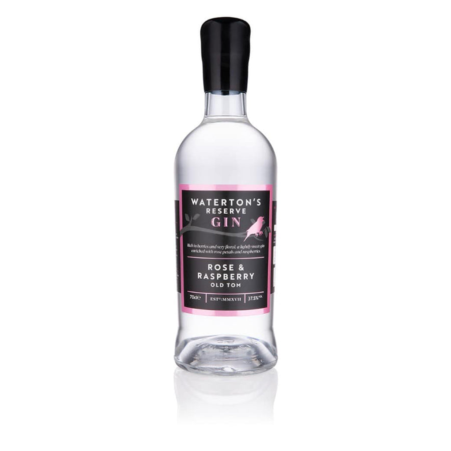 Waterton's Reserve Rose & Raspberry Old Tom