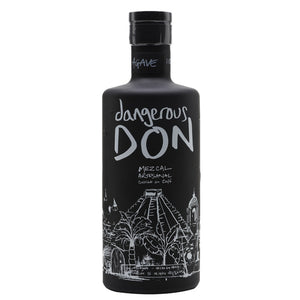 Dangerous Don Coffee Mezcal