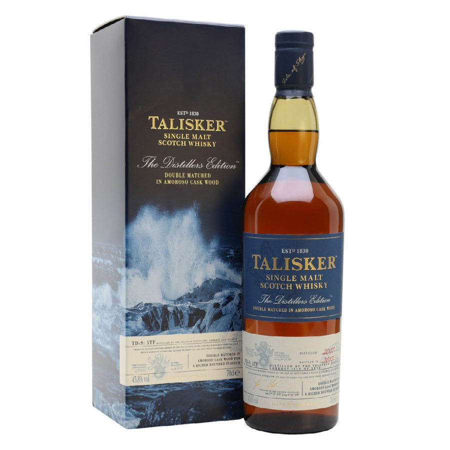 Talisker Distillers' Edition