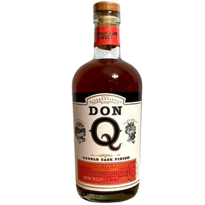 Don Q Double Wood Sherry Cask Finish