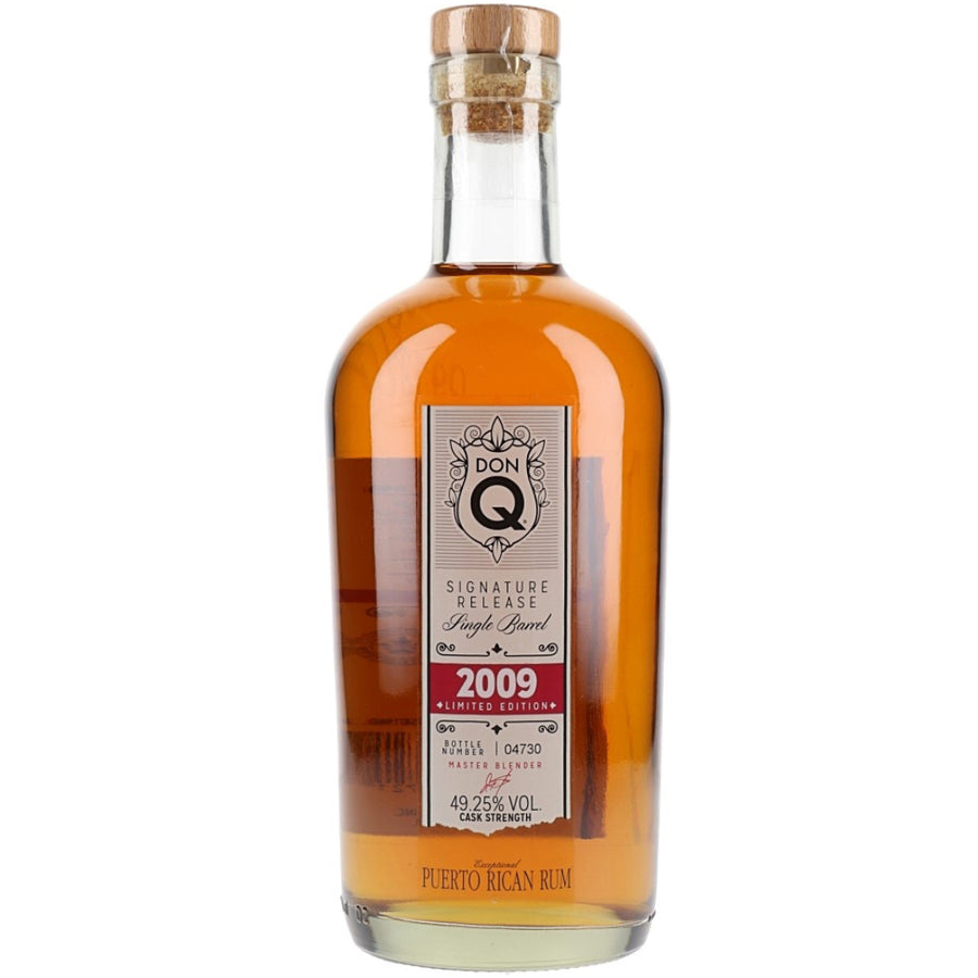 Don Q Signature Release Single Barrel