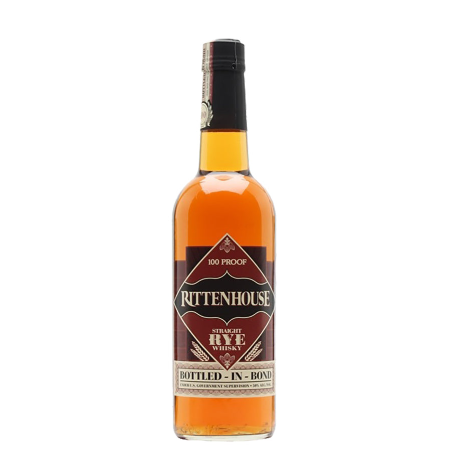 Rittenhouse Bottled in Bond Rye