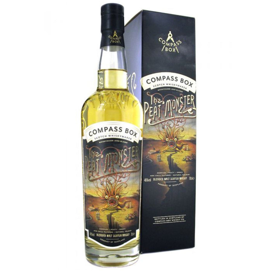 Compass Box Whisky Co. The Peat Monster