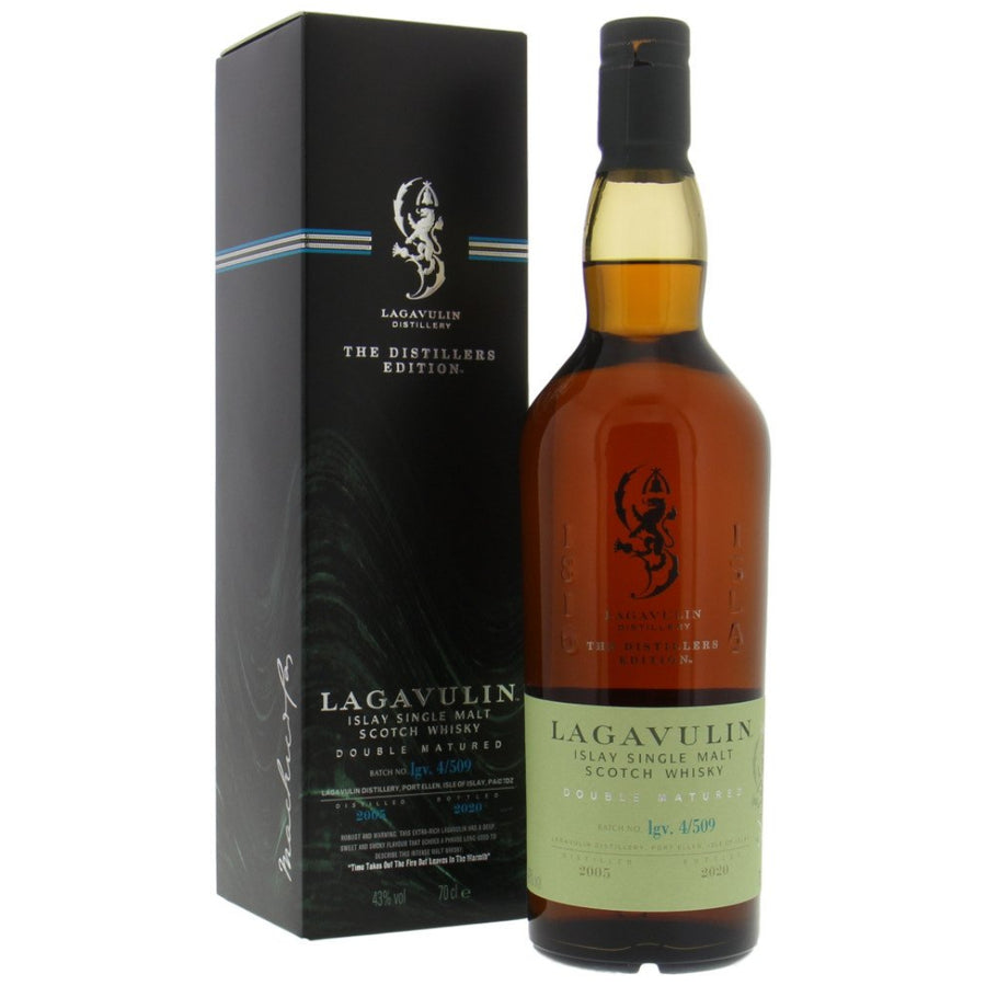 Lagavulin Distillers' Edition 2001
