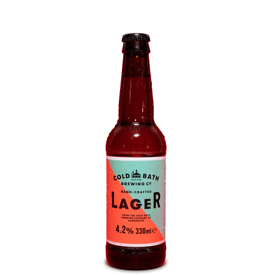 Cold Bath Brewing Co. Lager
