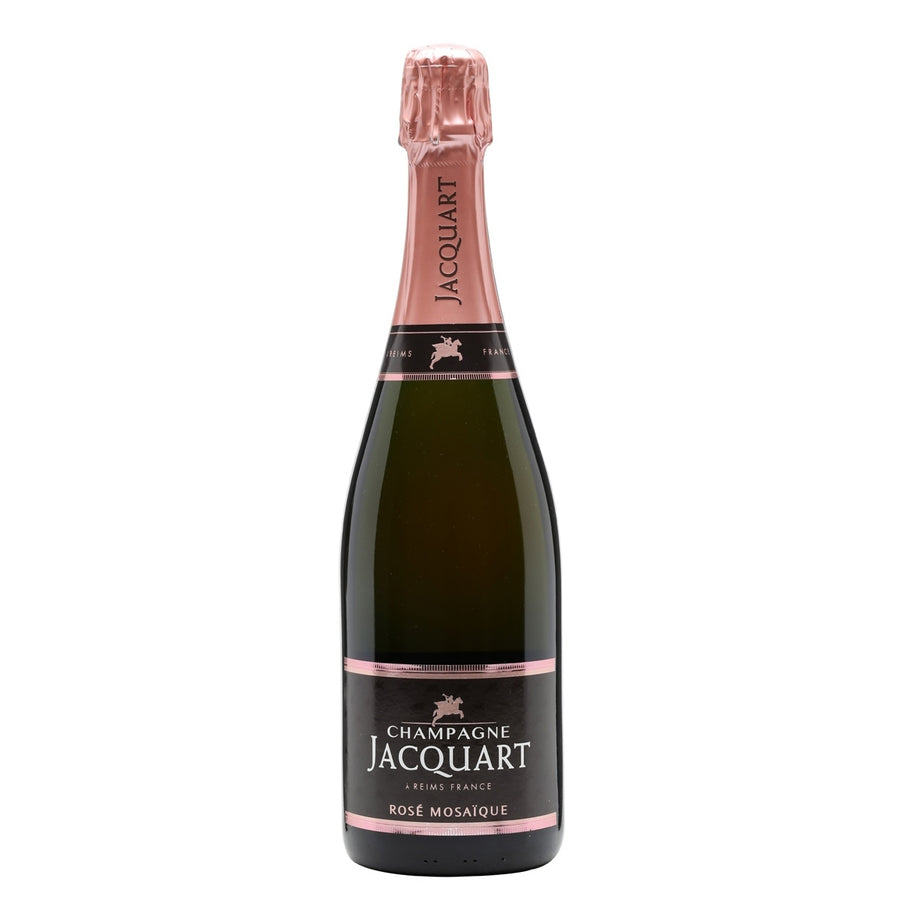 Jacquart Brut Mosaique Rose NV