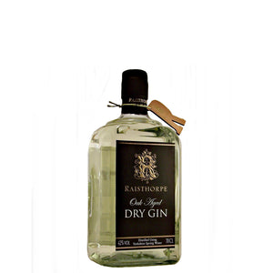 Raisthorpe Oak Aged Dry Gin