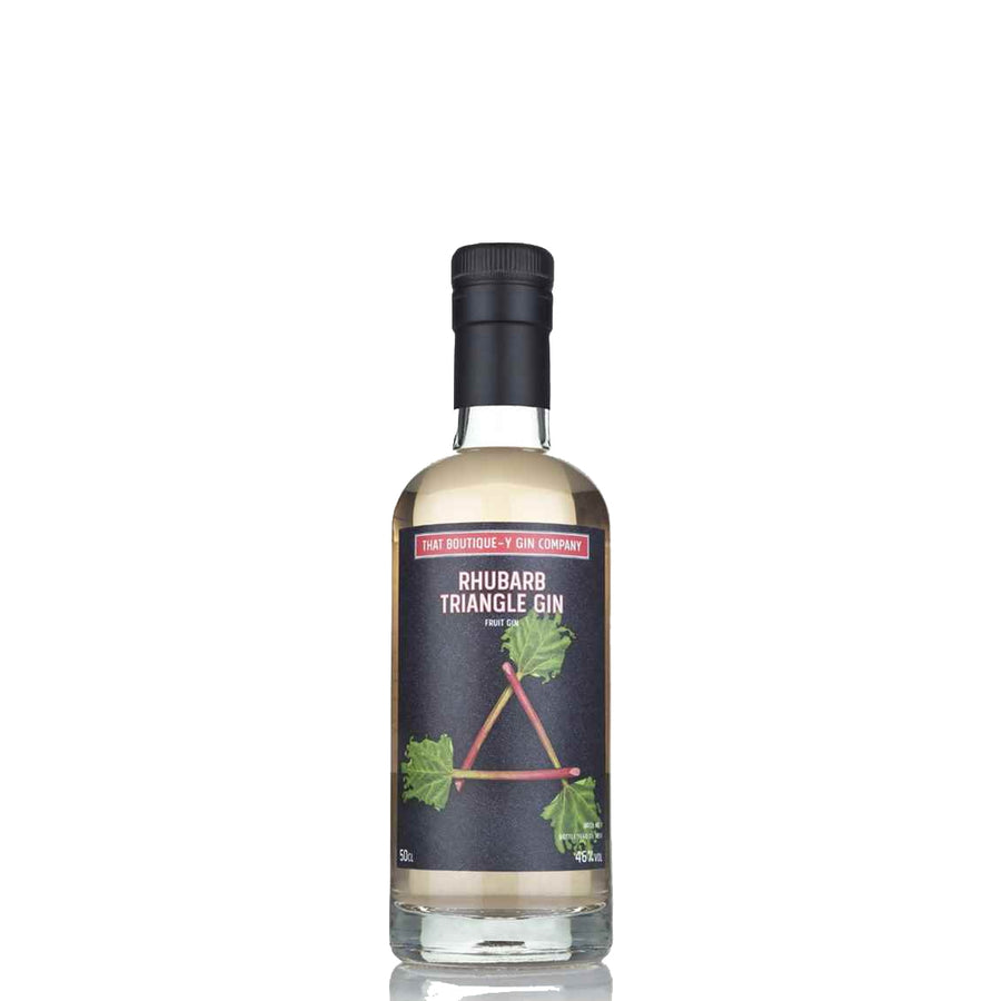 That Boutique-y Gin Co. Rhubarb Triangle