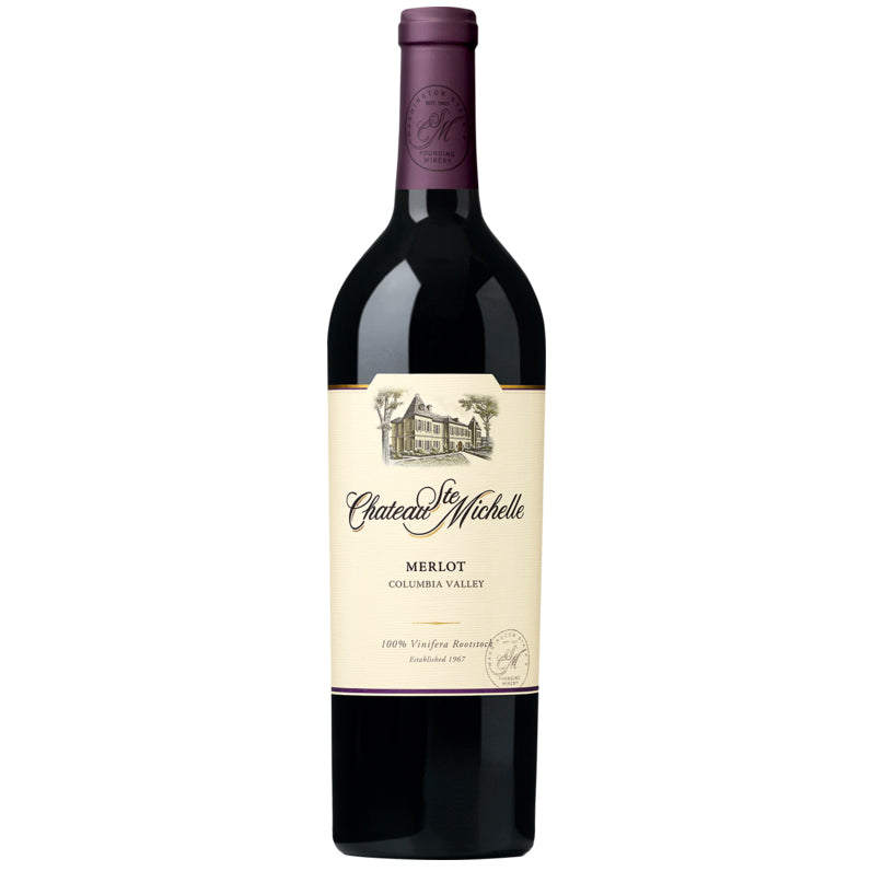 Chateau Ste Michelle Columbia Valley Merlot