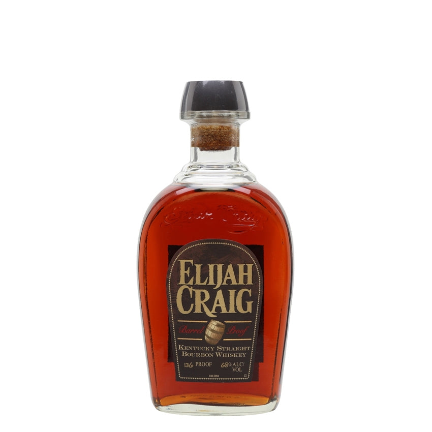 Elijah Craig 12yo Barrel Proof 62.1%