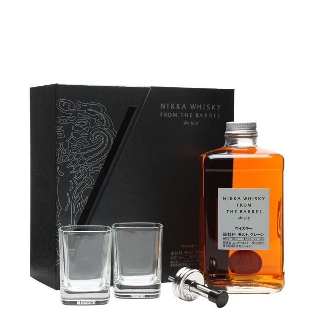 Nikka From the Barrel Gift Pack