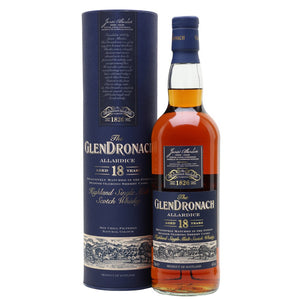 The GlenDronach 18yo
