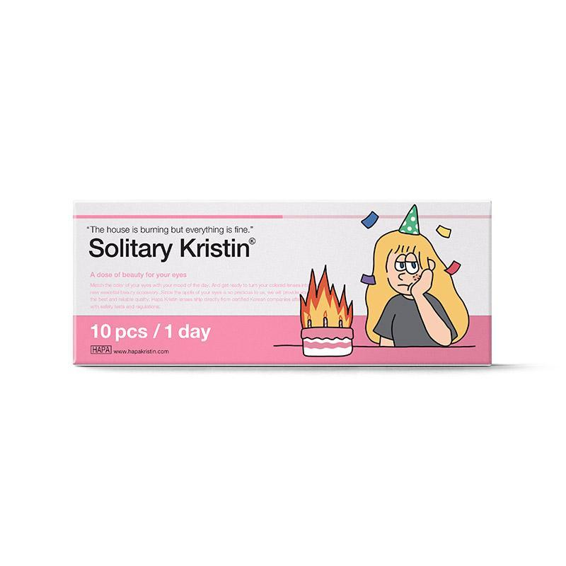 Solitary Kristin Brown - eotd