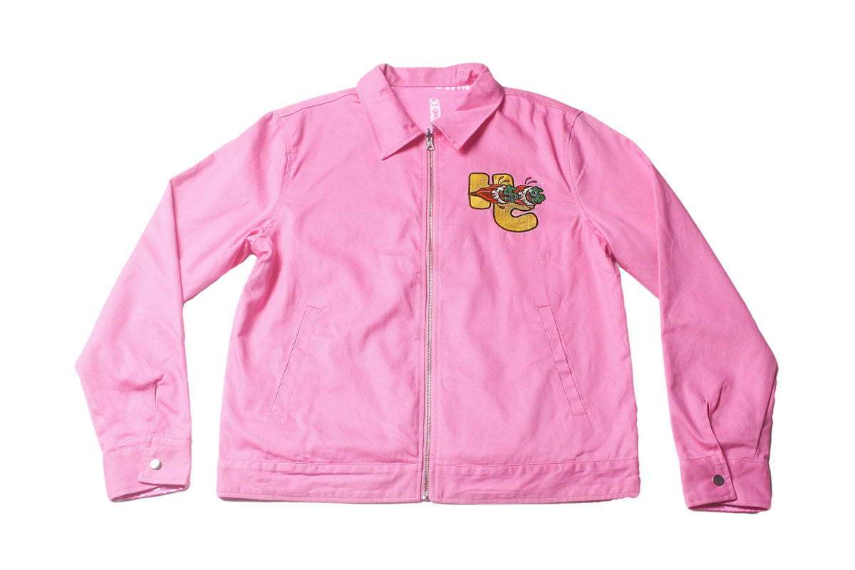 Blac Youngsta Stage Unisex Jackets Pink