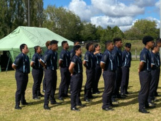 Waitakere College Students