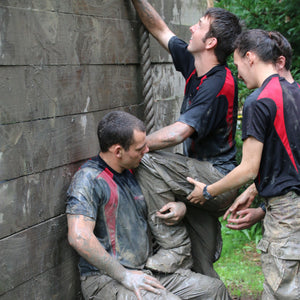 Military Style Team Building Example