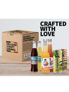 Discovery Box by Belgian Craft Drinks