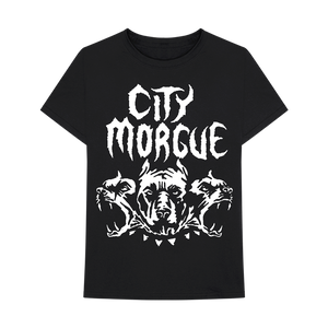 CITY MORGUE PROMO TEE II + DIGITAL ALBUM