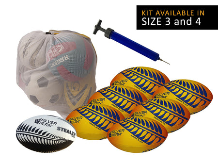 Touch Rugby Ball Kits