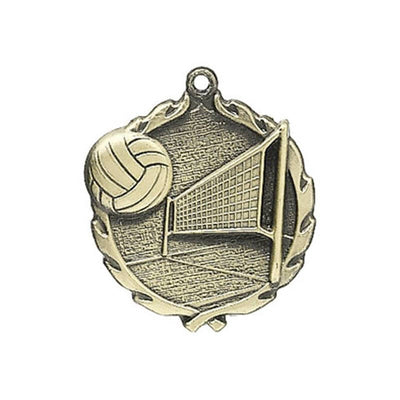 3D Medal Volleyball