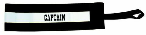 Adjustable Captains Arm Band Red