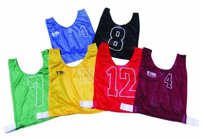 Basketball Numbered Bib Set All Colours