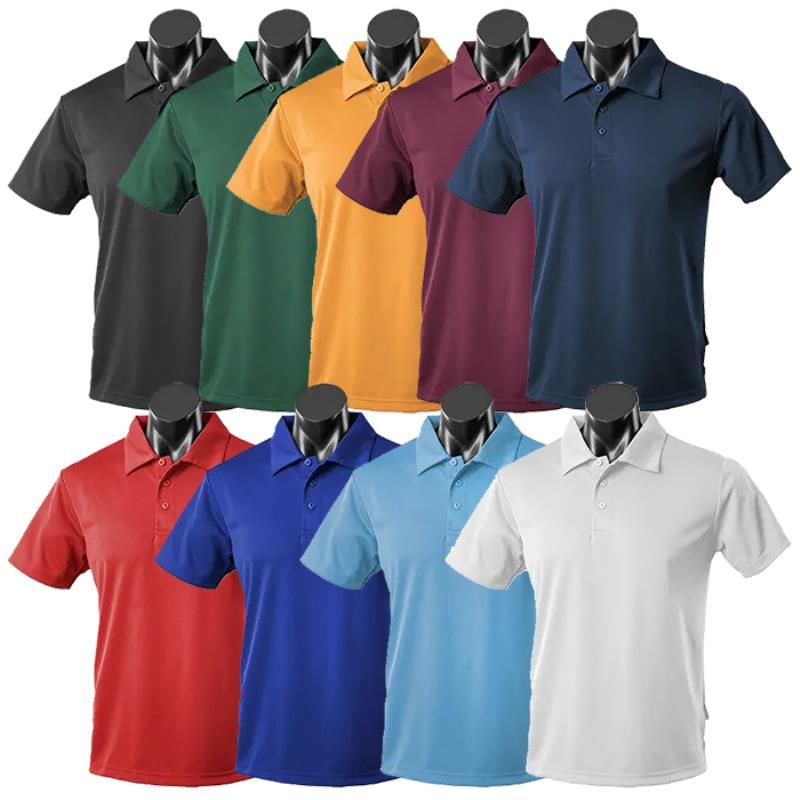 AP Botany Men's Polo Shirt - Short Sleeve