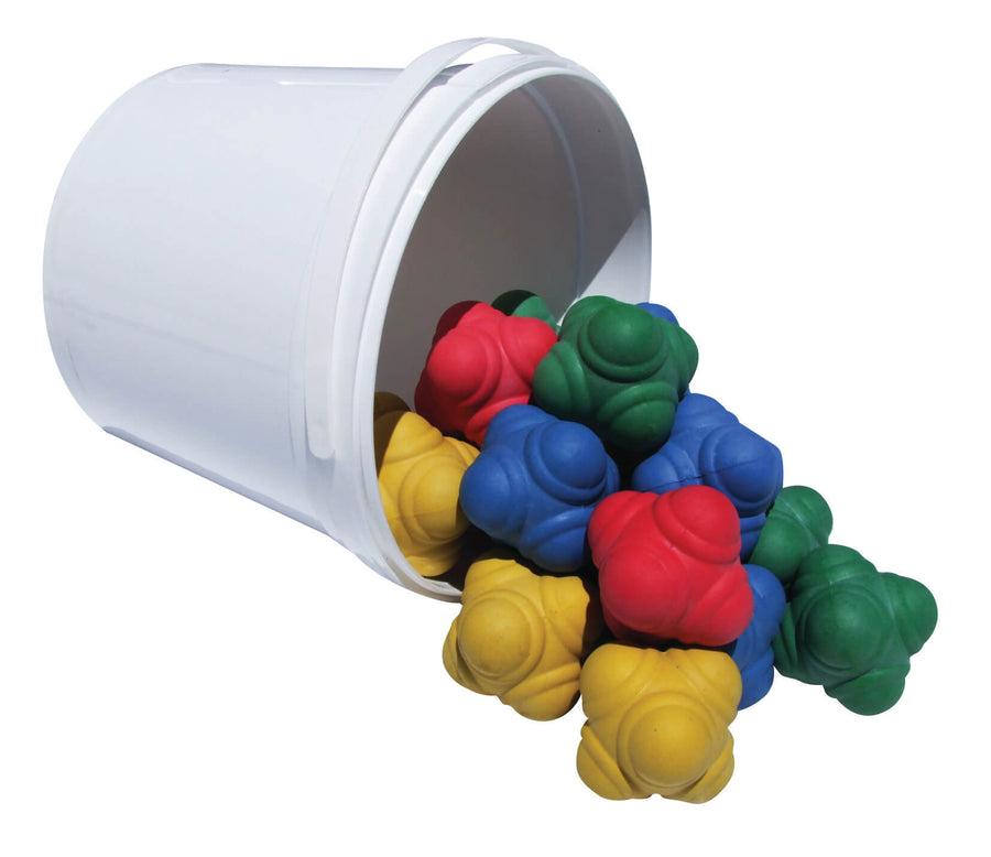 Bucket of Reaction Balls