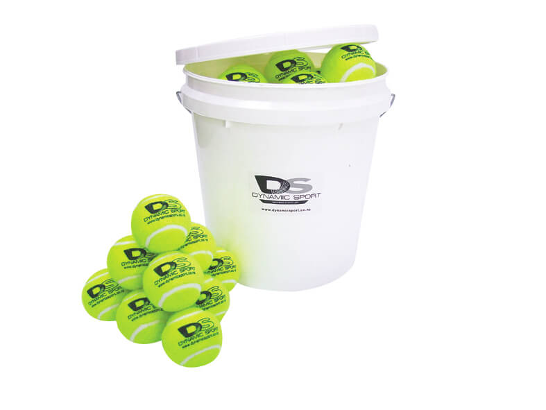 Bucket of Tennis Balls