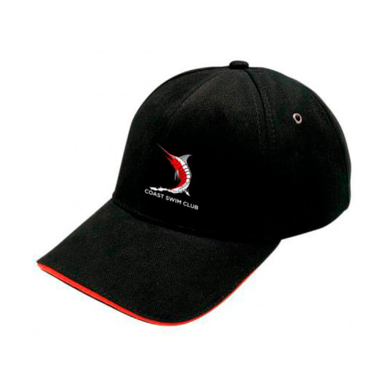 Coast Swim Club Cap