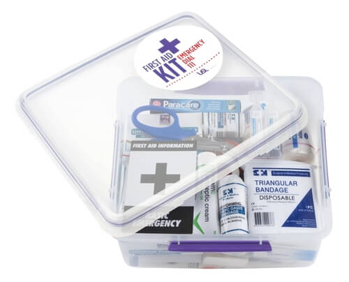 Comprehensive First Aid Kit 5 Litre