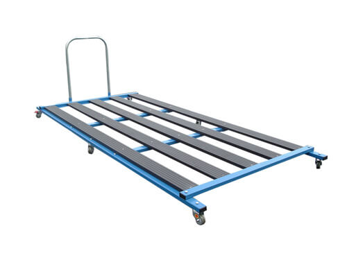 Crash Mat Trolley