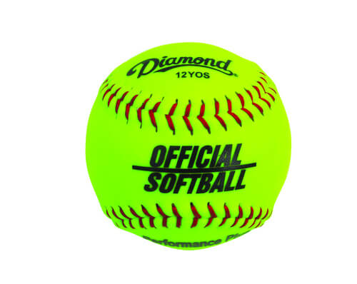 Diamond 12 Inch Optic Softball