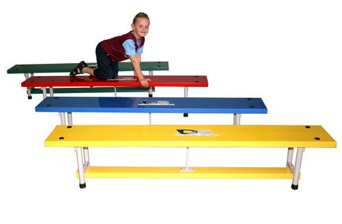 Dyanamic Sport Coloured Bench