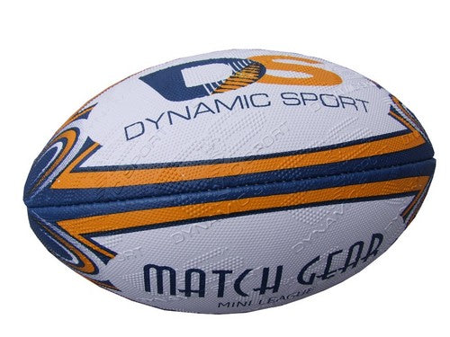 Dynamic Sport Match Gear Rugby League Ball
