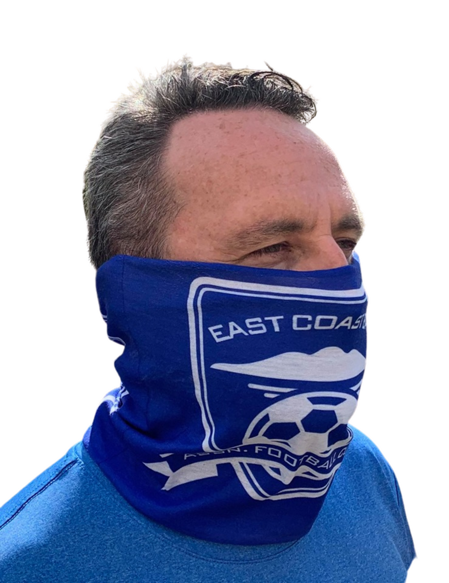 East Coast Bays AFC Bandana/Face Covering