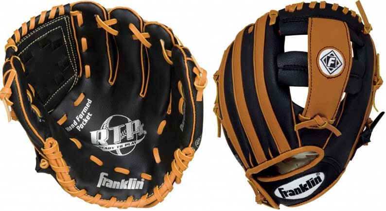 *CLEARANCE* Franklin T-Ball Glove - 10""