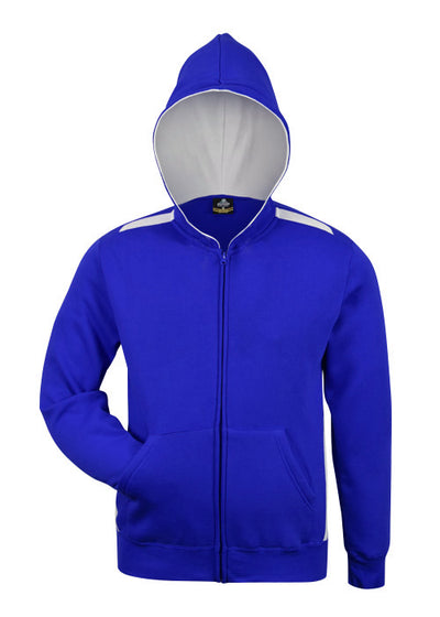 AP Franklin Zip Through Hoodie - Mens