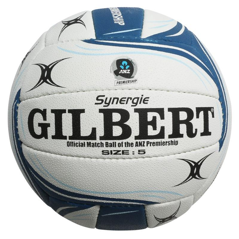 Gilbert ANZ Premiership Netball Match Ball
