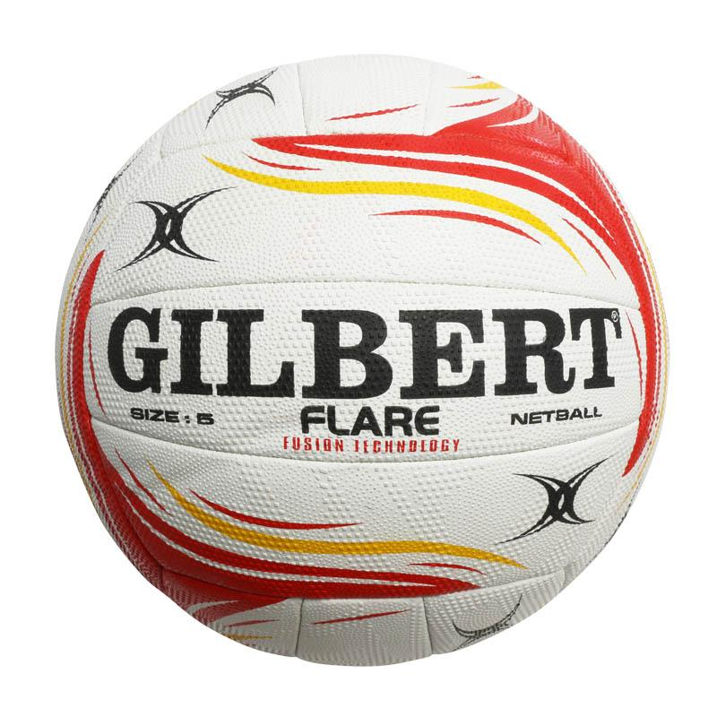 Gilbert Flare Fushion Netball - sz5