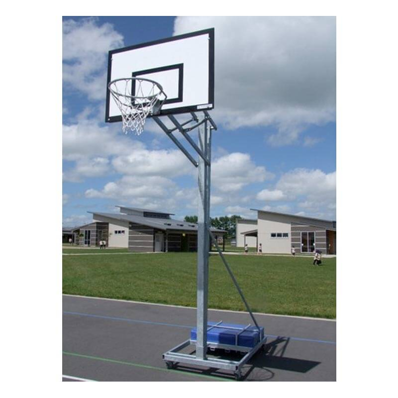 Gymleader Freestanding Basketball Unit Height Adjustable