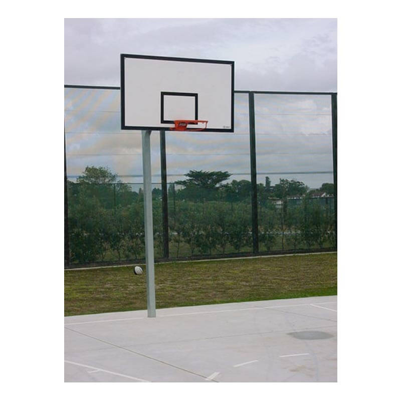 Gymleader Outdoor Heavy Duty Basketball Tower