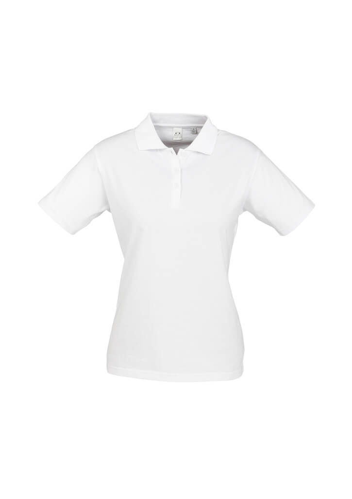 Ice Polo Shirt White