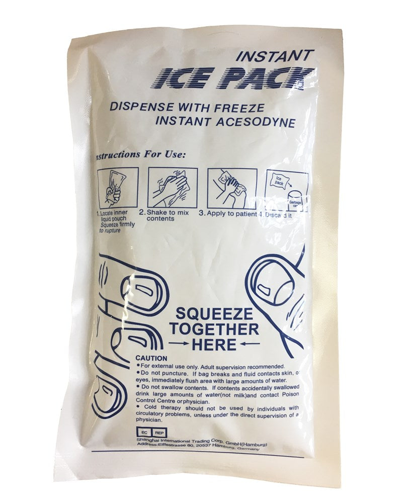 Silver Fern Instant Ice Pack x 3