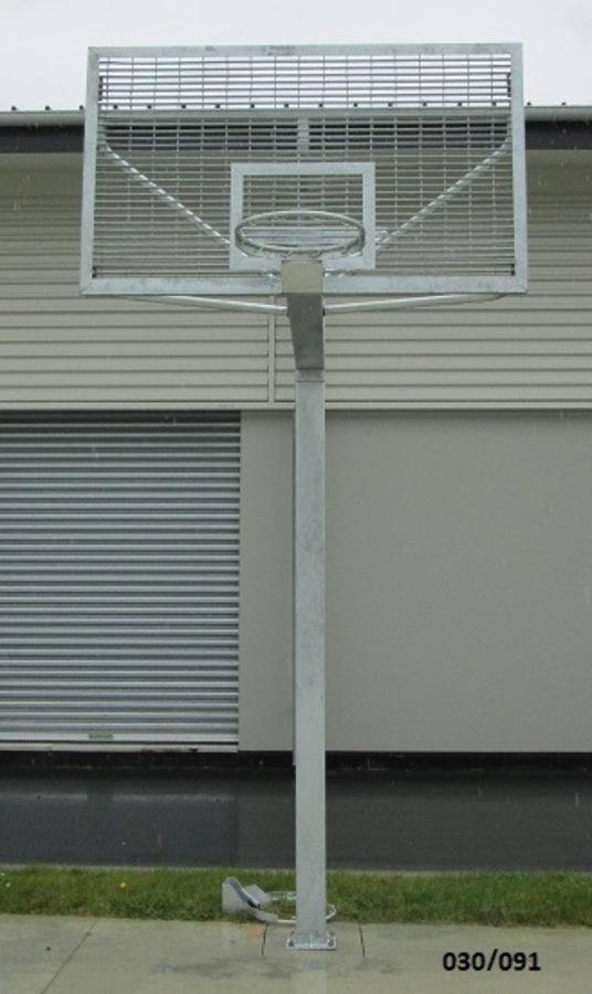 Samson International Tower with Steel Backboard