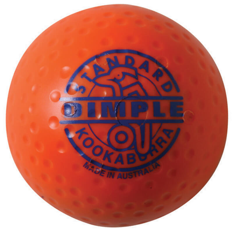 Kookaburra Dimple Standard Yellow Ball