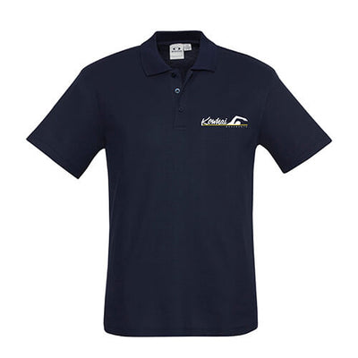 Kowhai Club Mens Polo Front Web