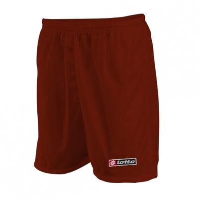 Lotto Trofeo Short II Maroon