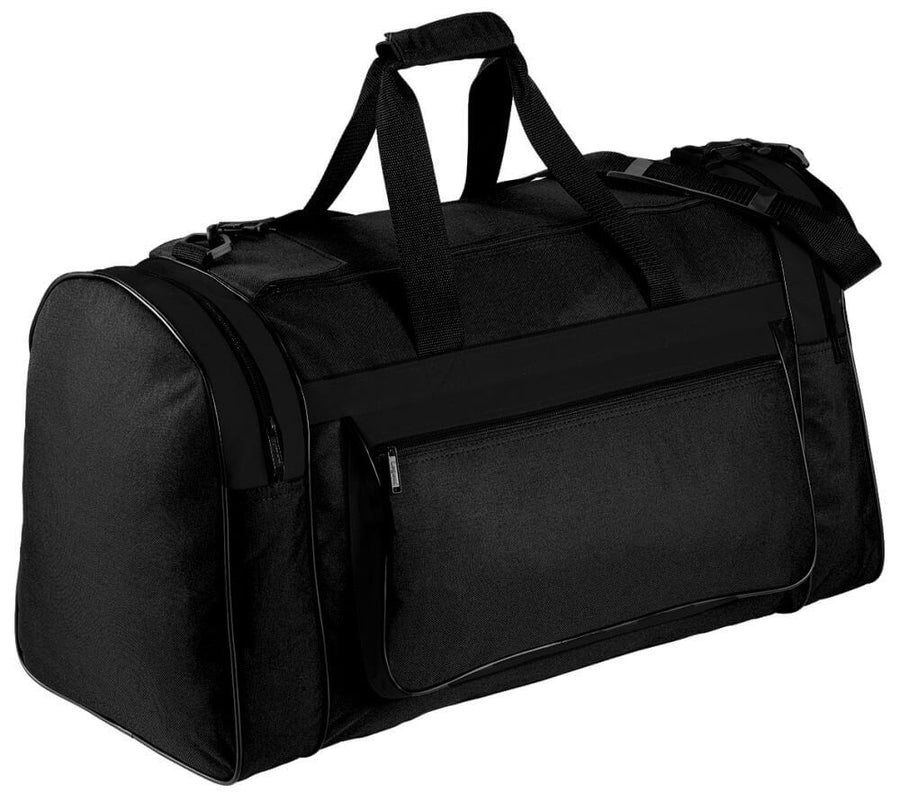 Magnum Sports Bag Black Red