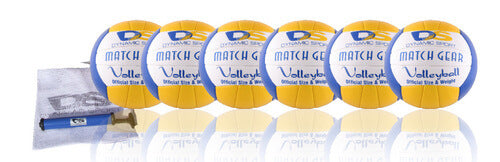 Match Gear Volleyball Ball Kit